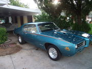 1969 Pontiac GTO GTO JUDGE